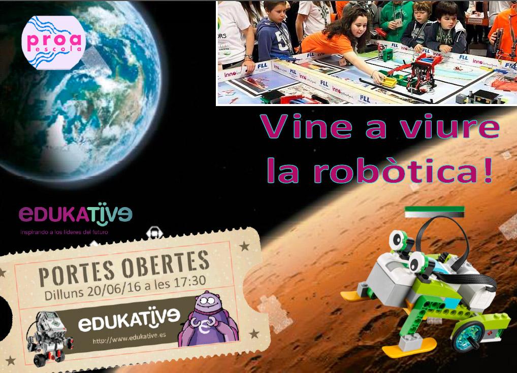 estra escolar robotica